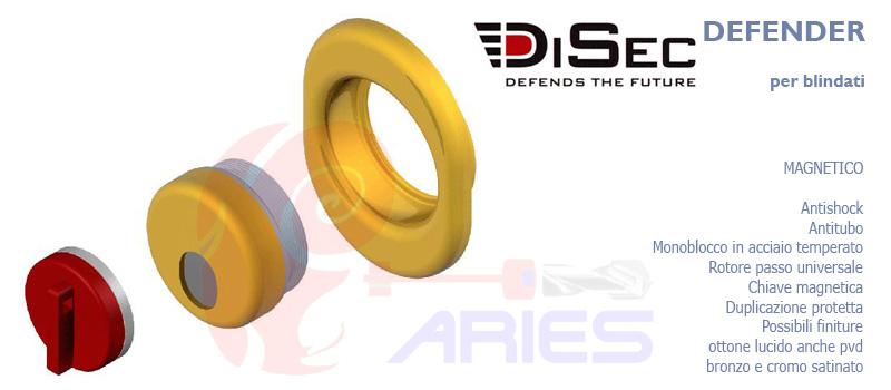 Defender Disec Magnetico