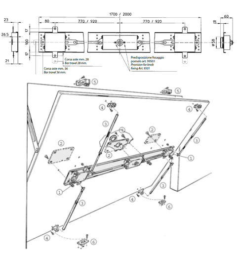 fabbro-venezia-installazione-serrature-di-sicurezza-nei-garage