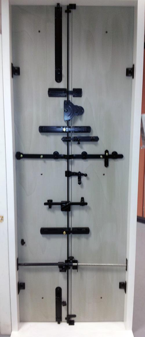 Sicurezze per scuri sistemi di protezione per porte e - Porte e finestre vicenza ...