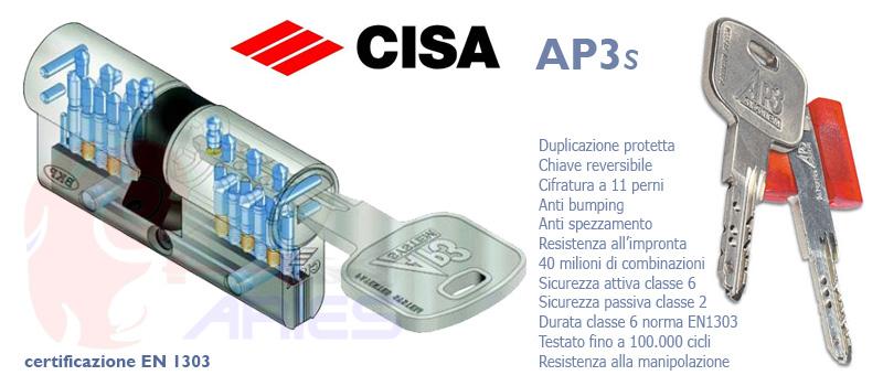 Cilindri Cisa Ap3 s ottimo rapporto qualità prezzo