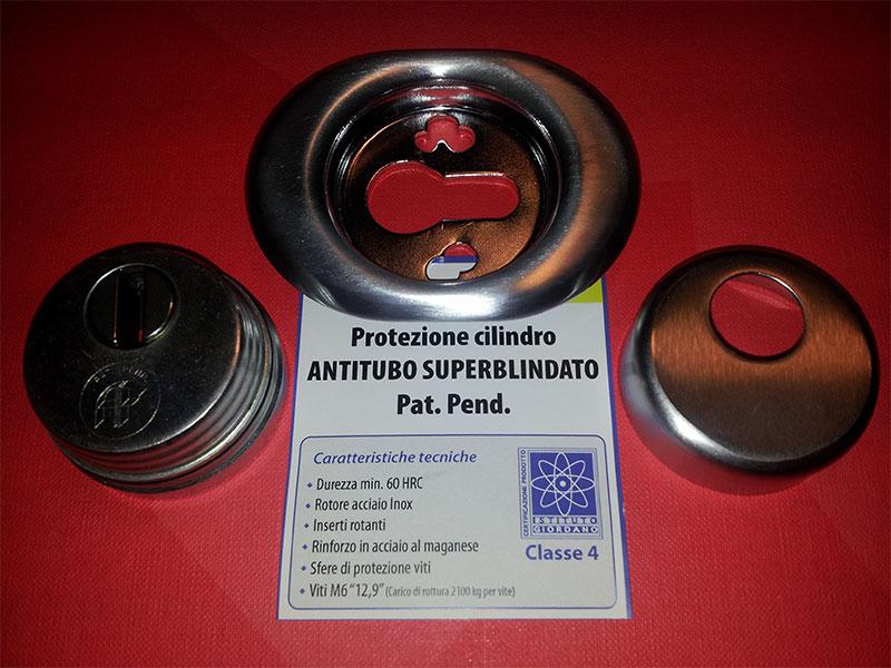 Defender anti tubo antishock di massima sicurezza