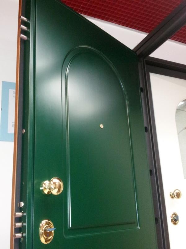 Porte blindate classe 5 - con serrature europee antieffrazione