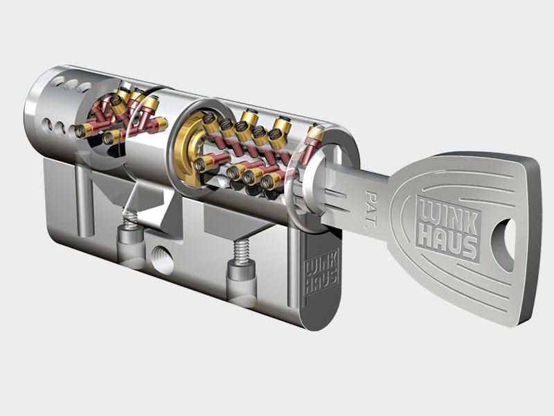 Come scegliere un cilindro europeo di alta sicurezza for Cilindro europeo prezzi
