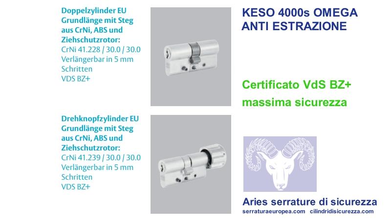 vds-cilindri-keso-4000s-omega-antiestrazione