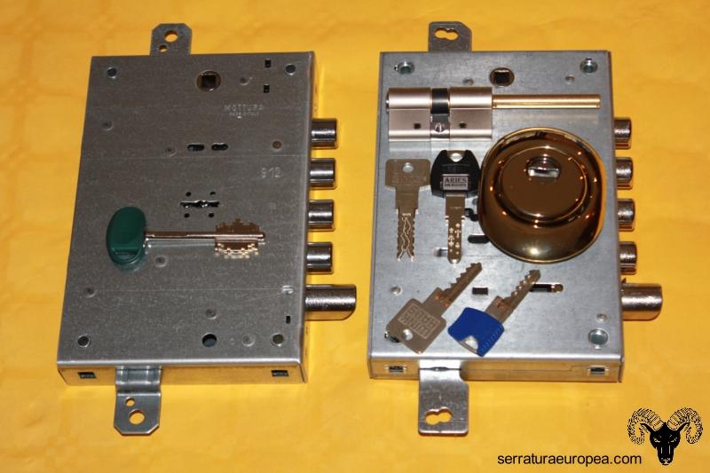 conversione-serratura-doppia-mappa-porta-blindata
