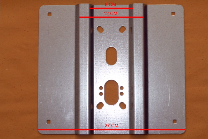 Piastra grecata serrature basculanti garage 8 12 serratura for Serratura europea prezzi