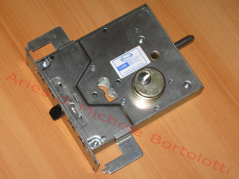 Serrature potent porte blindate serratura europea for Cilindro europeo prezzi