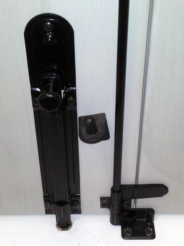 Catenacci verticali per legno serratura europea casa sicura cilindri europei e serrature per - Sistemi di sicurezza per porte e finestre ...