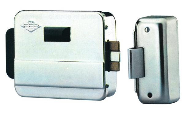 Serratura elettrica cancelletto feb serratura europea for Serratura europea prezzi