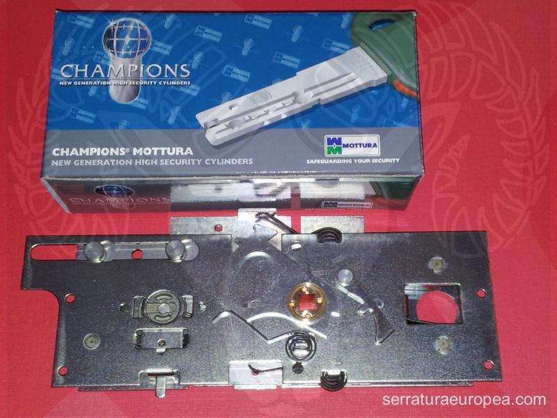 Serratura fichet montblanc tutorial installazione cilindri for Serratura europea prezzi