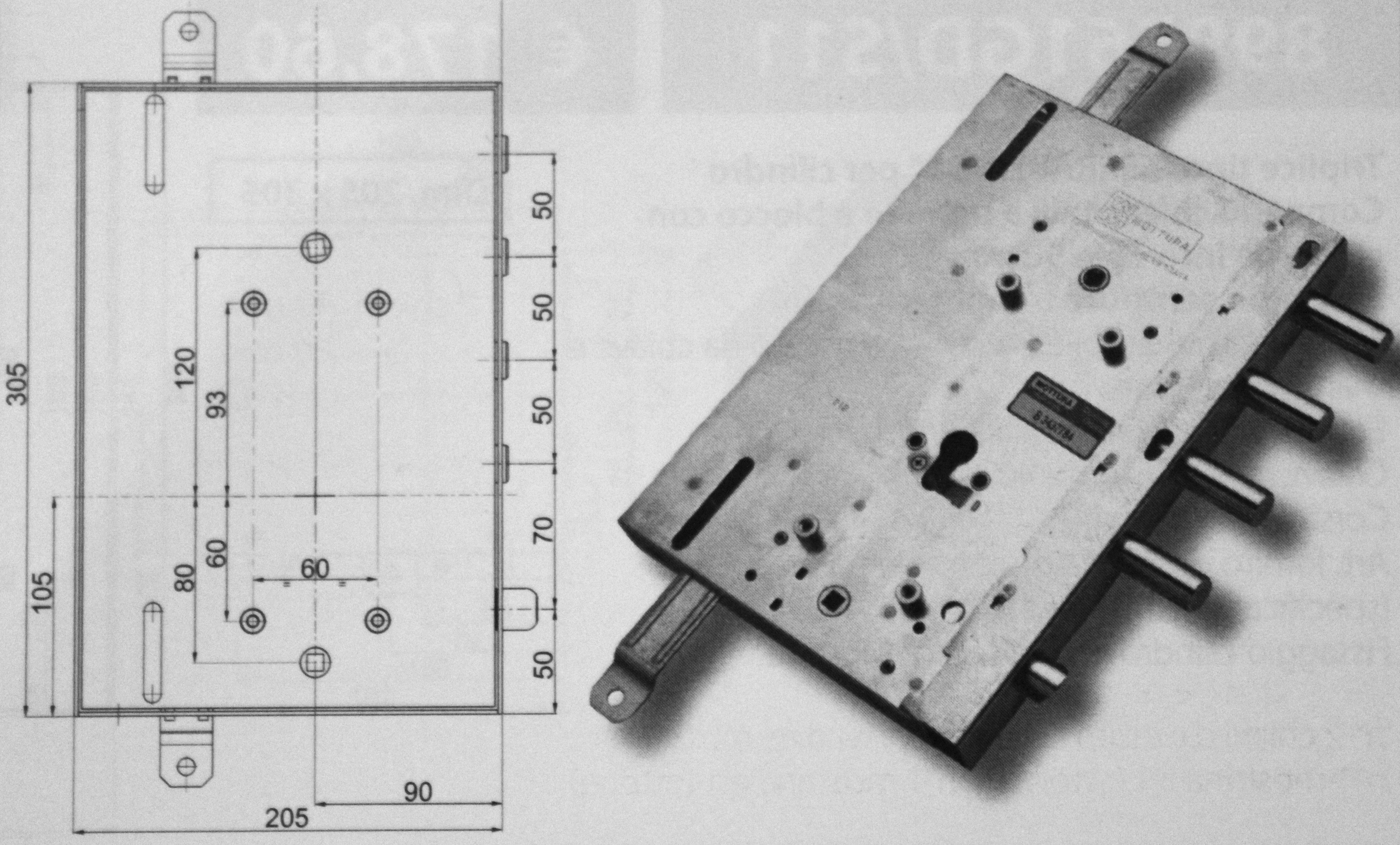 Gardesa serrablinda serrature mottura 898561gds15 - Serrature mottura sostituzione cilindro ...