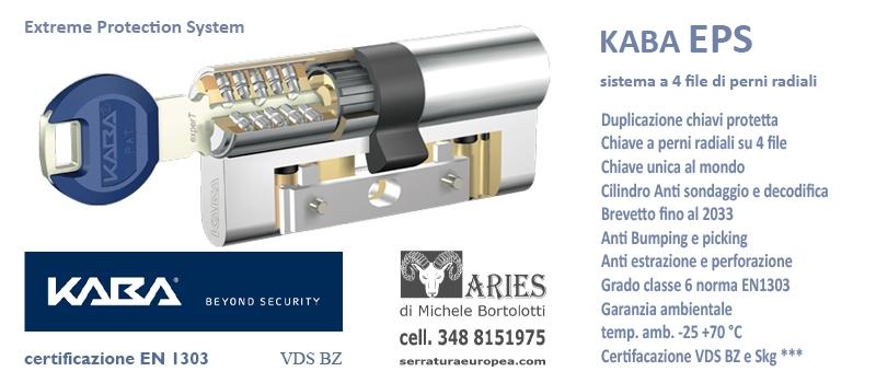 Cilindri europei kaba xpert eps serratura europea for Estrarre chiave rotta da cilindro